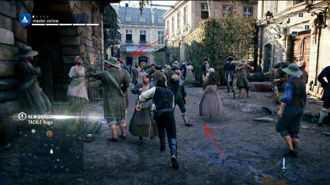 Assassins-Creed-Unity-Sequence-1-Memory-1-Hugo Image