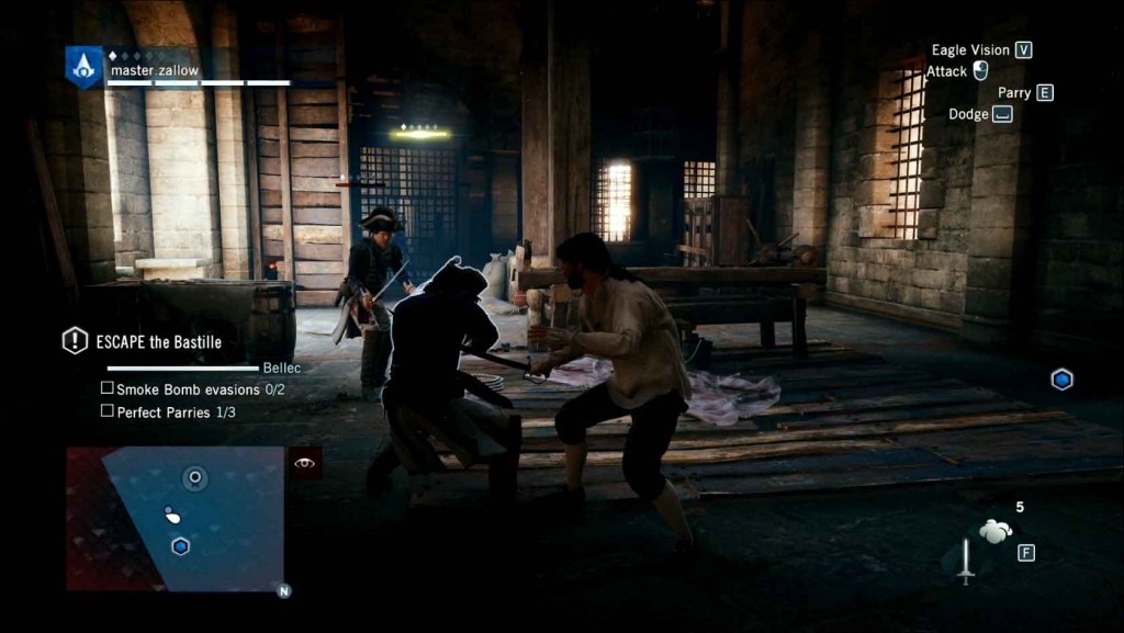 Assassins-Creed-Unity-Sequence-2-Memory-1-Fighting-Guards Image