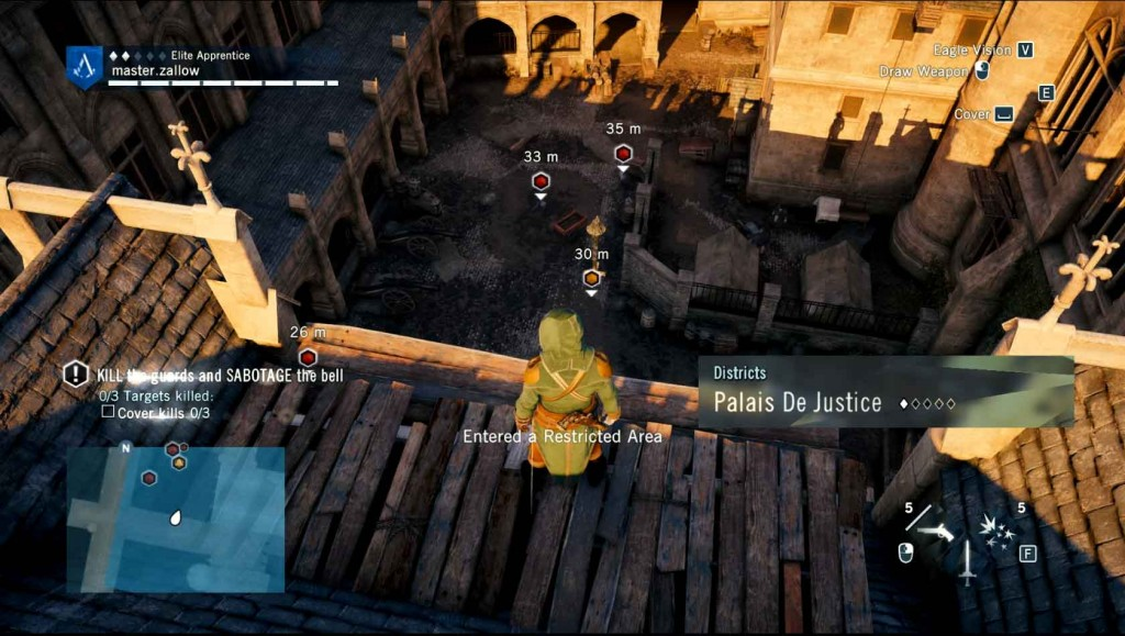 Assassins-Creed-Unity-Sequence-3-Memory-1-Graduation-Yard Image