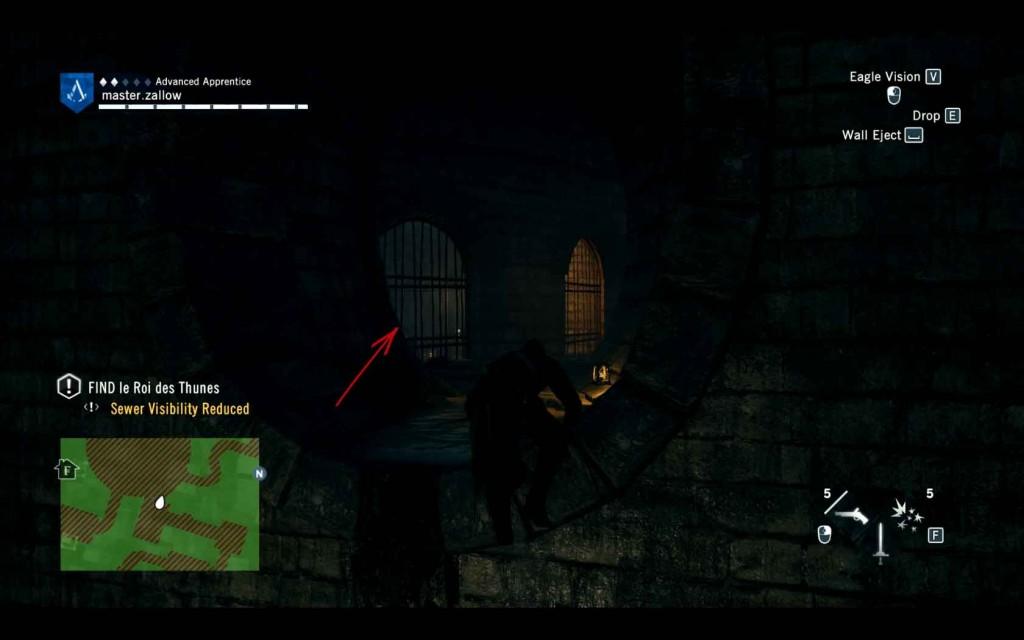 Assassins-Creed-Unity-Sequence-4-Memory-2-Le-Roi-Est-Mort-Le-Roi-de-Thunes Image