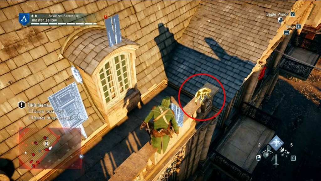 Assassins-Creed-Unity-Sequence-5-Memory-1-The-Silversmith-Germain-Location Image