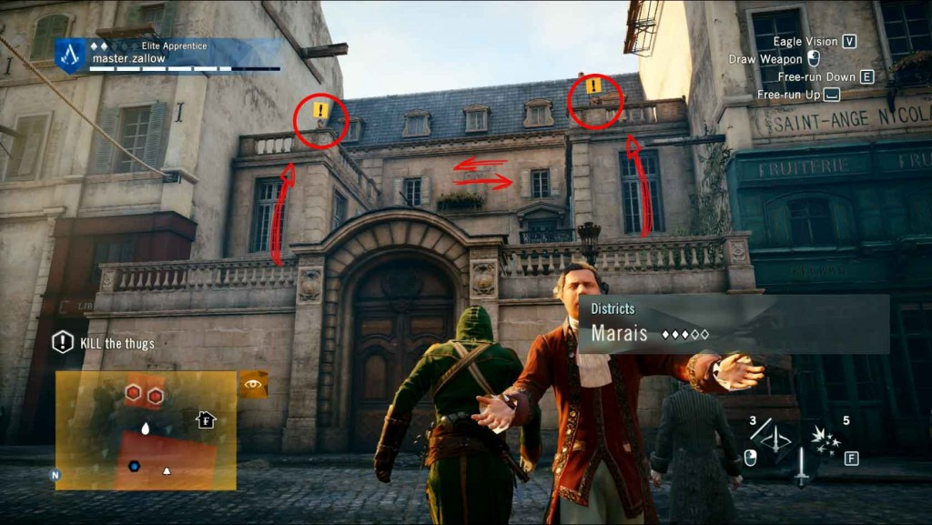 Assassins-Creed-Unity-Sequence-5-Memory-1-The-Silversmith-Snipers Image