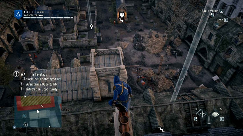 Assassins-Creed-Unity-Sequence-5-Memory-3-The-Prophet-Starting-Position Image