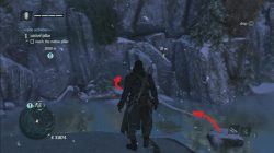 Assassin's Creed Rogue Genessee Cave Painting