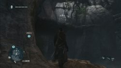 Assassin's Creed Rogue Mont Saint Denis Cave Painting