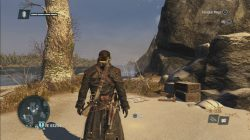 Assassin's Creed Rogue Templar Map East Village