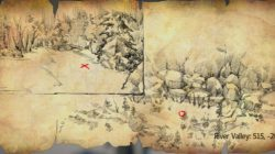 Assassin's Creed Rogue Templar Map Old Growth Forest