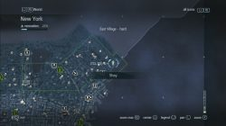 Assassin's Creed Rogue Templar Map Septiles