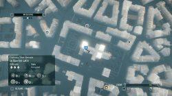Cancer Nostradamus Enigma first riddle solution map