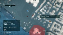 Cancer Nostradamus Enigma fourth riddle solution map