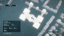 Cancer Nostradamus Enigma second riddle solution map