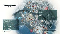 Cancer Nostradamus Enigma start map location