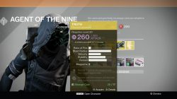 Destiny Xur Truth exotic rocket launcher