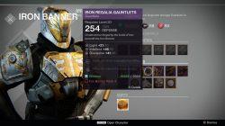 Iron Regalia Gauntlets