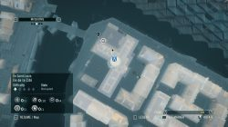 Mercurius Nostradamus Enigma second riddle location map