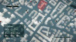 Sagittarius Nostradamus Enigma second riddle solution map