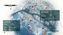 Sagittarius Nostradamus Enigma start map