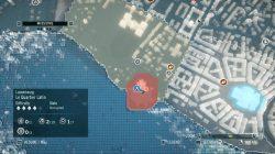 Sagittarius-Nostradamus-Enigma-third-riddle-map-location