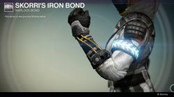 Skorris Iron Bond