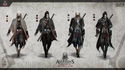 AC Rising Sun Characters Image