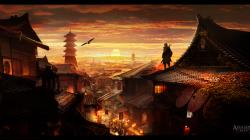 AC Rising Sun Kyoto Image