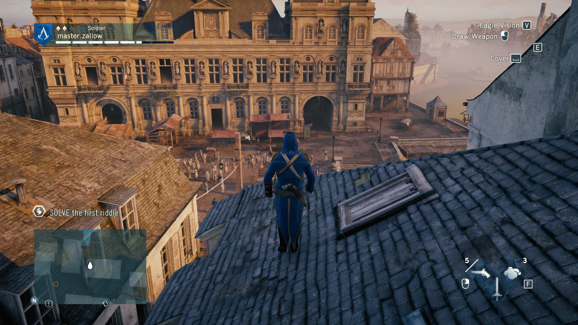Assassin S Creed Unity Capricorn Nostradamus Enigma Guide