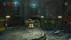 lego batman 3 Level 1 Pursuers In The Sewers