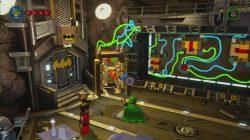 lego batman 3 Level 2 walkthrough Batcave