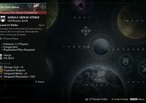 Destiny Weekly TDB