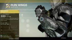ruin wings