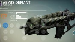 Abyss Defiant