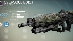 Oversoul Edict