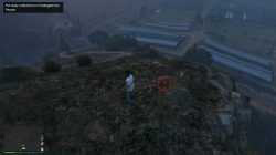 peyote bigfoot map location gta online