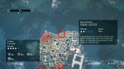 AC Unity Dead Kings Equal Justice Murder Mystery