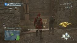 AC Unity Dead Kings Equal Justice Murder Mystery Destroyed House Clues