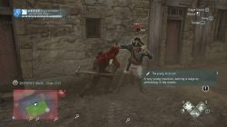 AC Unity Dead Kings Equal Justice Murder Mystery Murderer