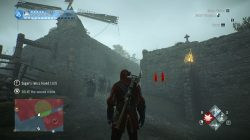 AC Unity Dead Kings Suger's Legacy V - Crux Second Riddle Solution