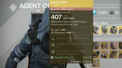 An Insurmountable Skullfort Xur Jan 9