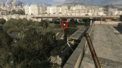 Dying Light Building Flag 3