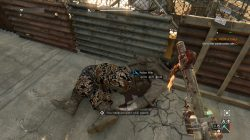 Dying Light Police Rifle Weapon
