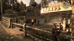 Dying Light Taurus Gas Station Battle Journal