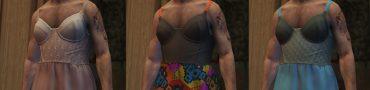 GTA 5 Space Monkey Dress