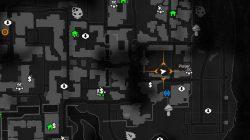 Dying Light Bad Ass Blueprint Location