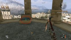 Dying Light Flame Blade Blueprint Map Location