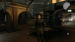 Dying Light Stasis Field Projector Blueprint Location