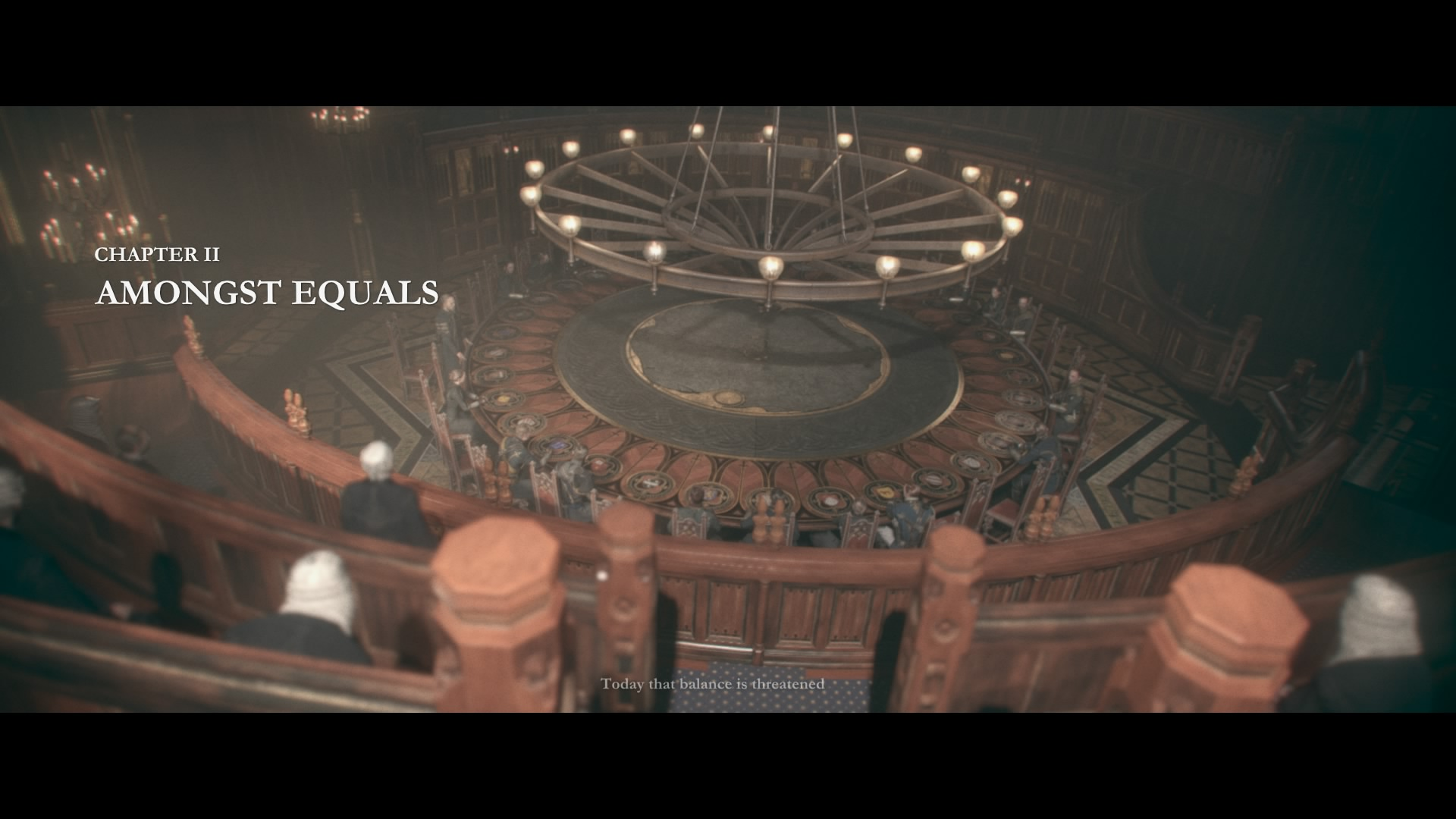 The Order 1886 Chapter 2 Amongst Equals
