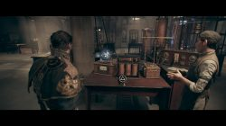 The Order 1886 Chapter 2 Current Device