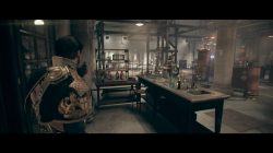 The Order 1886 Chapter 2 Document Aux Belles Muses