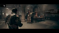 The Order 1886 Chapter 2 Document Crystal Palace