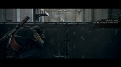 The Order 1886 Incapacitate the Escapee Threat